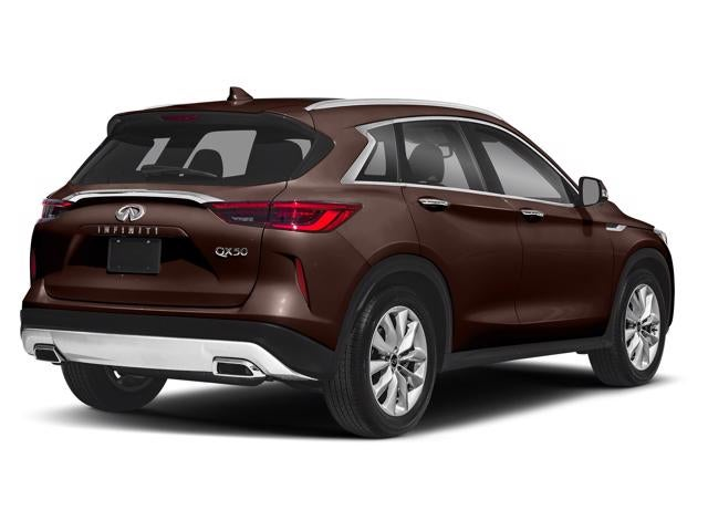Certified 2020 INFINITI QX50 Essential with VIN 3PCAJ5M31LF115148 for sale in Golden Valley, Minnesota
