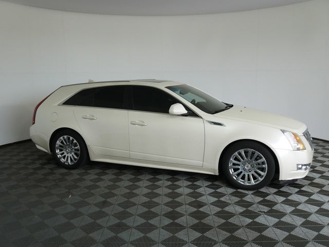 Used 2010 Cadillac CTS Premium Collection with VIN 1G6DS8EV8A0100169 for sale in Minneapolis, Minnesota