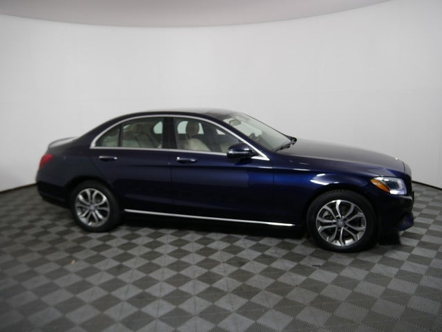Used 2016 Mercedes-Benz C-Class C300 with VIN 55SWF4KB4GU122613 for sale in Minneapolis, Minnesota