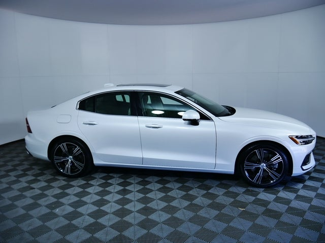 Used 2021 Volvo S60 Inscription with VIN 7JRA22TL8MG091341 for sale in Minneapolis, Minnesota
